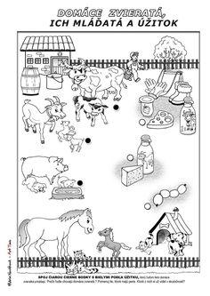 Farm Animals, Animals And Pets, Farm Theme, Preschool, Words, Prints, Papercraft, Pets, Kid Garden