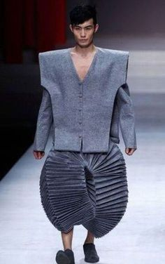 On appelle ça de la haute couture!!!