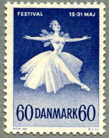 ◇Denmark  1962