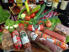 My favorite! Romanian Food, Sausage, Meat, My Favorite Things, Sausages, Chinese Sausage
