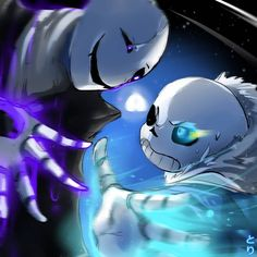 grafika sans, gaster, and undertale Sans X Frisk, Undertale Background, Undertale Gaster, Spirit Fanfics, Sans Art, Toby Fox, Undertale Drawings, Video Game Art, Kawaii