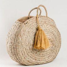 Basket, handmade in Morocco #desfoutas.com