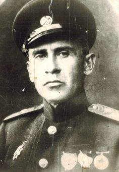 Lieutenant-General Selivanov Alexey Gordeevich (1900-1949), Soviet military leader, a participant of the Civil, the Soviet-Finnish (1940) and the Great Patriotic (WWII in Russia) wars. Commanded of the 23rd Cavalry Division (1941), the 15th Cavalry Corps (1941-1942), the 5th Guards Cavalry Corps (1942-1944).