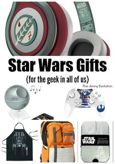 To help all you wives, moms and daughters out there, here is my recommended list of Star Wars gifts for the man in your life. Whether it's May the 4th or Father's Day, any Star Wars gift you give will be a smash.