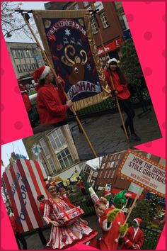 It was Oldham's Reindeer Parade on Saturday, so I've put together some of my favourite photos from the day on my blog http://www.jenniferjoycewrites.co.uk/2016/11/oldham-reindeer-parade-2016.html #JenniferJoyceWrites #Christmas #Santa