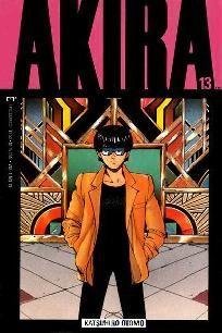ON SALE! (Akira #13 Comic Katsuhiro Otomo 1988 rare) $7.95