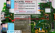 Alcatel Pixi 4 Power Button Solution Alcatel Pixi 4 Power On Off Key Button Switch Jumper Ways