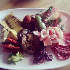 Italialaista lounasta Tampereella: Vinoteca del Piemonte