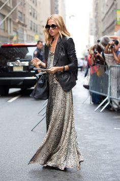 Rachel Zoe, New York Fashion Week, Street Style