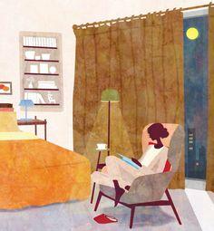 abookishtype: Kaoru Yamada - thomerama - Source: bibliocolors.blogspot.com.es