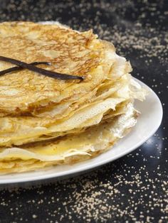 La pâte à crêpes réussie à tous les coups : Recette de La pâte à crêpes réussie à tous les coups - Marmiton