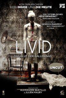Livide: herencia maldita (2011) Poster