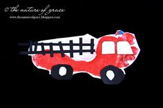 The Nature of Grace: Lesson Theme: Fire Station and Firefighters! Fall Preschool, Preschool Activities, Educational Activities, Safety Crafts, Fire Safety Week, Fire Prevention Week, Community Helpers Preschool, My New Room, Toddler Activities