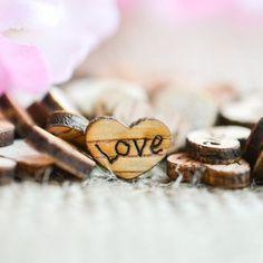 "150 ""Love"" Wood Hearts for Rustic Wedding Decor Mason Jar Centerpieces, Rustic Wedding Centerpieces, Wedding Decorations, Wedding Ceremony Signs, Diy Wedding, Wedding Ideas, Trendy Wedding, Wedding Cards, Wedding Reception"