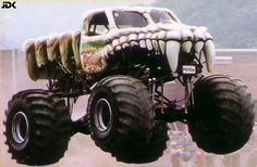 Bonecrusher Monster Truck