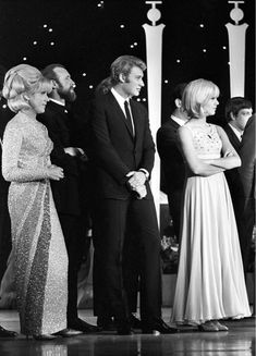 The Royal Variety Performance 1965; London Palladium with Dusty Springfield, Johnny Hallyday + Sylvie Vartan ©-UA-Z