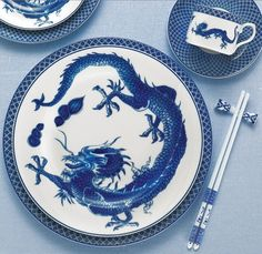 Mottahedeh Blue and White | Blue and White China Patterns
