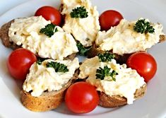 Zajímavé! Potato Salad, Mashed Potatoes, Cooking Recipes, Meat, Chicken, Ethnic Recipes, Foods, Recipes, Spreads
