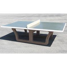 Table de Ping-Pong Béton