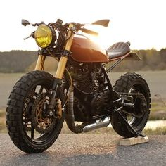 """Freedom on Two Wheels — """"I can't get enough of this bike – imagine burning..."""