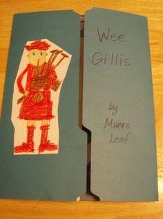 Wee Gillis lapbook