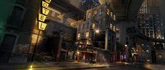 Motel Before by atomhawk on DeviantArt
