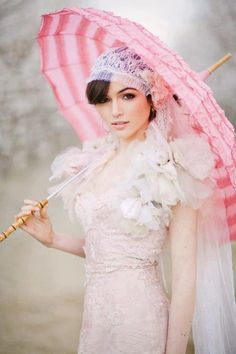 Claire Pettibone wedding gown