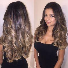 Resultado de imagem para ombre hair platinado instagram