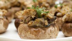 stuffed mushrooms!!!
