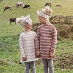 Sigrid-tunika fra klompelompe strikkekalender :) #klompelompe #sigridtunika Pattern from our knitting calendar