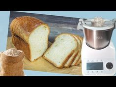 Bread, Cooking, Infinite, Healthy, Robot, Youtube, Other Recipes, Compact Kitchen, Tin Loaf