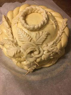 Serbian Recipes, Ukrainian Recipes, Jelly Recipes, Easter Recipes, Pies Art, Bread Starter, Bread Art, No Bake Pies, Polish Recipes
