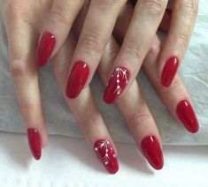 Whatever your age is, the red nail polish is always a nice choice. The red nails are so versatile that you can wear them for different styles and occasions. Red nail designs are timeless, what can …Fantastic Nail Art Design In Red Color Ideas Manicure Nail Designs, Red Nail Designs, Nail Manicure, Red Nail Polish, Artificial Nails, Green Nails, Christmas Nail Art, Nail Decorations, Nail Art Diy