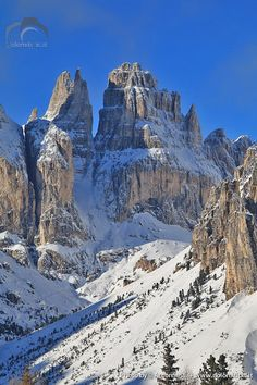 Best Amazing Wallpaper Landscape Photos, Landscape Photography, Nature Photography, Nature Images, Nature Pictures, Sella Ronda, Exotic Beaches, Winter Scenery, South Tyrol
