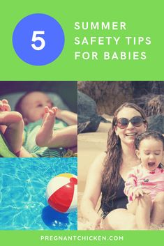 Important summer safety tips for parents with a baby. 5 key reminders that many families forget. Pregnancy Gender Reveal, Pregnancy Photos, New Dads, New Parents, Baby Sun Protection, Summer Safety Tips, Pregnancy Tattoo, Newborn Baby Care, Baby On A Budget