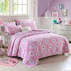 Quilt bedding sets ballerina bedding sets cozy line fairy princess ballerina pink quilt bedding sets for . Girls Comforter Sets, Purple Bedding Sets, Coverlet Bedding, Comforters, Bedspread, Pillow Shams, Urban Outfitters, Beige Bed Linen, Twin Quilt Size