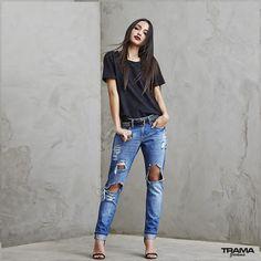 Inverno 2015 Trama Jeans.