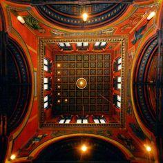 Trinity Church in Boston by David Fuller