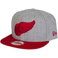 a015a0880b7 New Era 9FIFTY Cap Team Tone Detroit Red Wings New Era Kappen