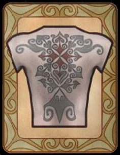 Coron dawn tattoo from the 1st Fable game