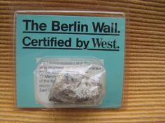 berlin wall zertifikat - Google Search