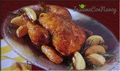 Pollo Arrosto alla Provenzale