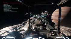 Felt like a scene from Star Wars my buddy flying and me on the top turret in the Constellation Andromeda Star Citizen.