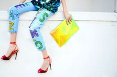 Lainey of Fashion Lane in the Alphabet Sequin Jeans & The Let's Celebrate Velvet Heels || Get the Jeans: http://www.nastygal.com/shop-all-styles/alphabet-city-sequin-jeans?utm_source=pinterest&utm_medium=smm&utm_term=ngdib&utm_content=nasty_gals_do_it_better&utm_campaign=pinterest_nastygal || Get the heels: http://www.nastygal.com/by-nasty-gal-shoes/shoe-cult-lets-celebrate-velvet-heel?utm_source=pinterest&utm_medium=smm&utm_term=ngdib&utm_content=the_cult&utm_campaign=pinterest_nastygal