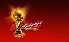Budweiser World Cup 2014 HD Wallpaper