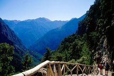 I love Crete, it has beaches, bars, canyons to hike and snow on the highest mountain. ( -Samaria Gorge, Crete). Let us know if we can assist with your Greece vacations. (contact@archaeologous.com).