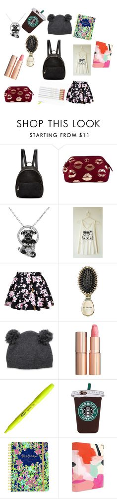 """""""School Day"""" by superlemmons on Polyvore featuring STELLA McCARTNEY, Boucheron, Sephora Collection, Charlotte Tilbury, Lilly Pulitzer and russell+hazel"""