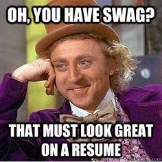 #swag #willy #wonka #meme.