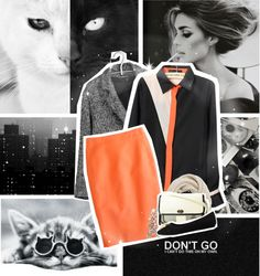 """don't go"" by myduza-and-koteczka on Polyvore"