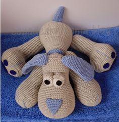 easy crochet animals for beginners More Tags: easy crochet animals,micro crochet animals,small crochet animals,miniature crochet animals,crocheted stuffed an. Crochet For Kids, Diy Crochet, Crochet Crafts, Yarn Crafts, Crochet Baby, Crochet Projects, Crochet Amigurumi, Amigurumi Patterns, Amigurumi Doll